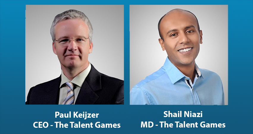 LEADERSHIP INTERVIEW: HR Digital Today Features The Talent Games