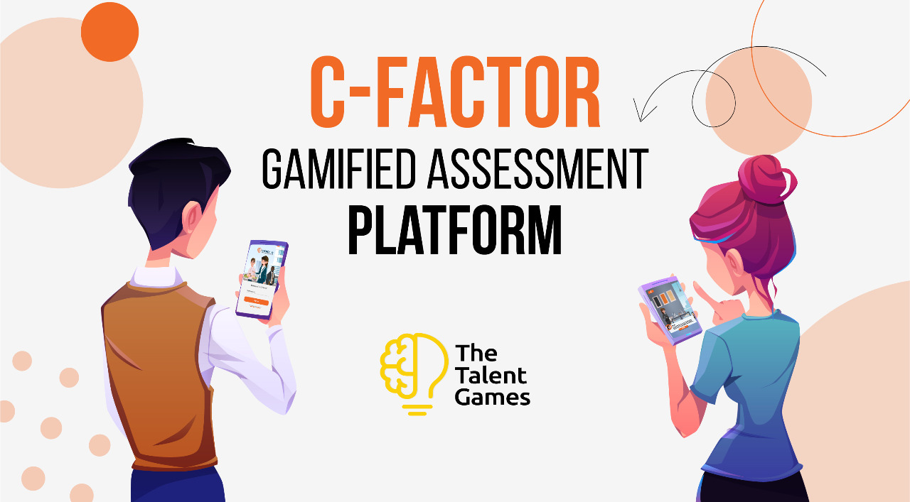 C-Factor gamified assessment platform