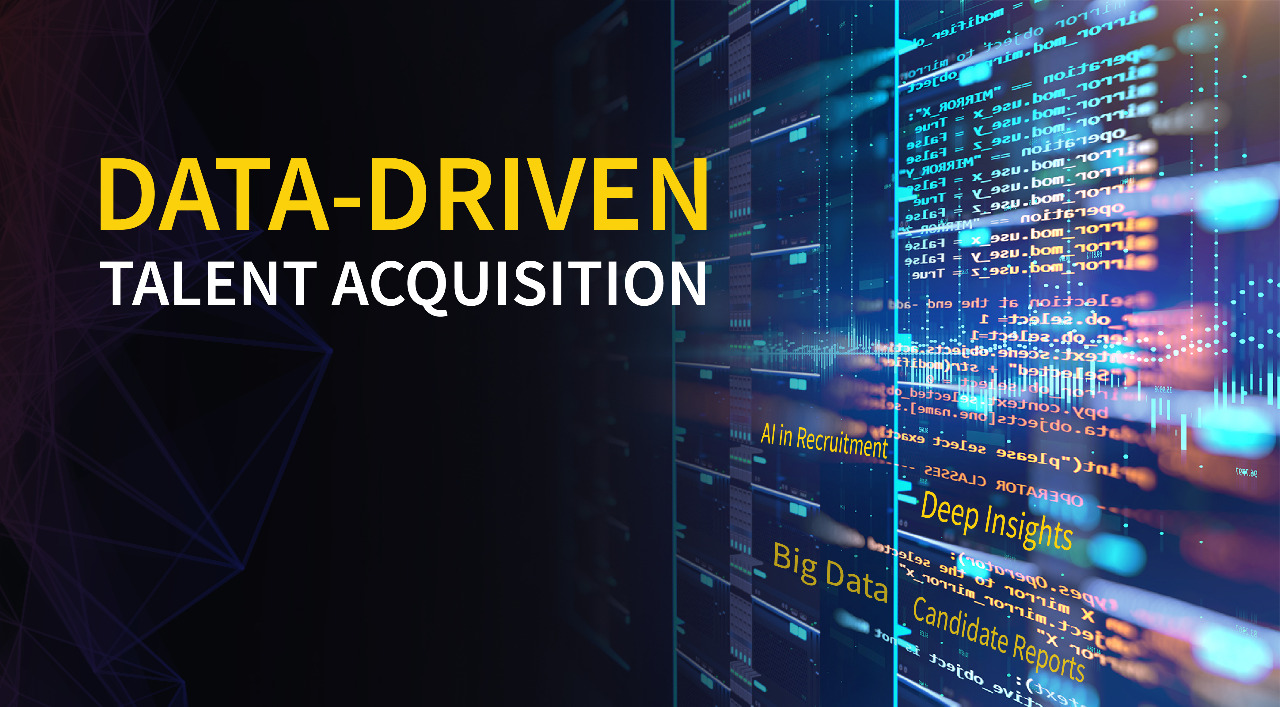 data-driven talent acquisition