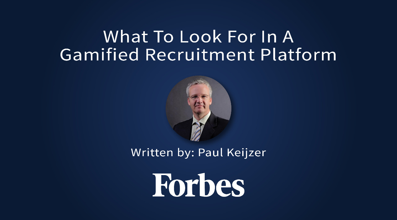 Gamified Recruitment Platform